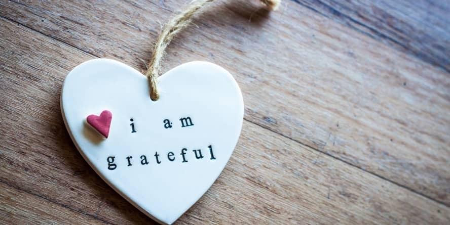 essere grato